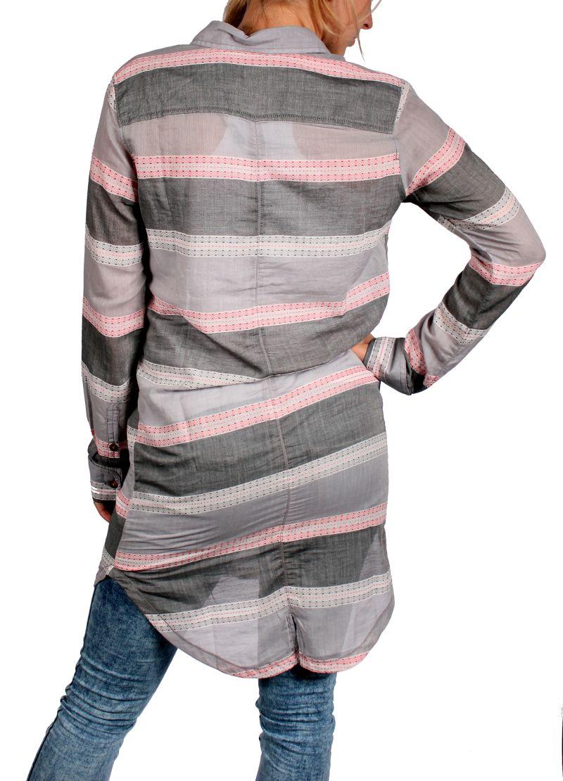 Koszula Burton Bristol Wvn Shirt (Canton Turk Stripe)