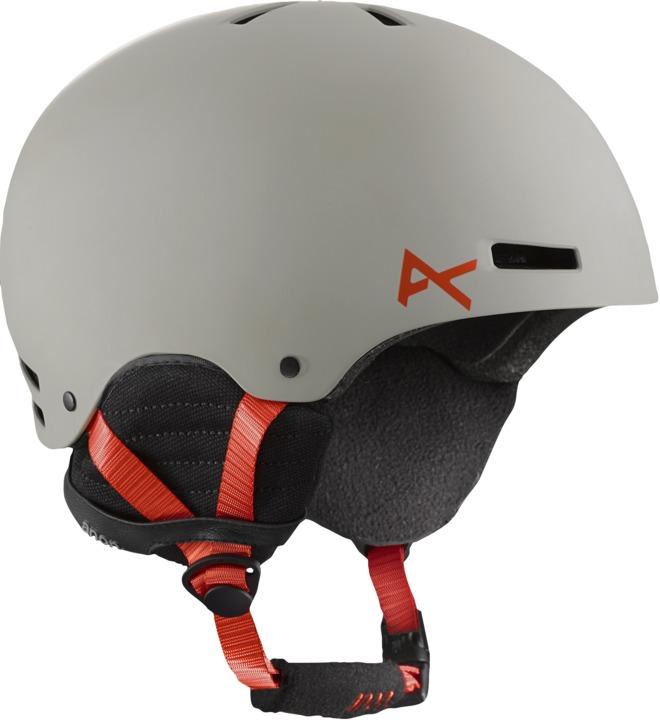 Kask Snowboardowy Anon Raider (Gray)