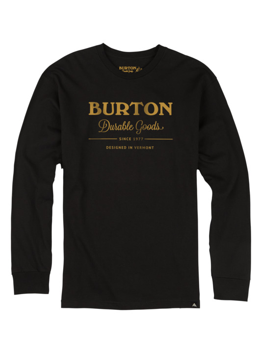 Longsleeve Burton Durable Goods (True Black) W18
