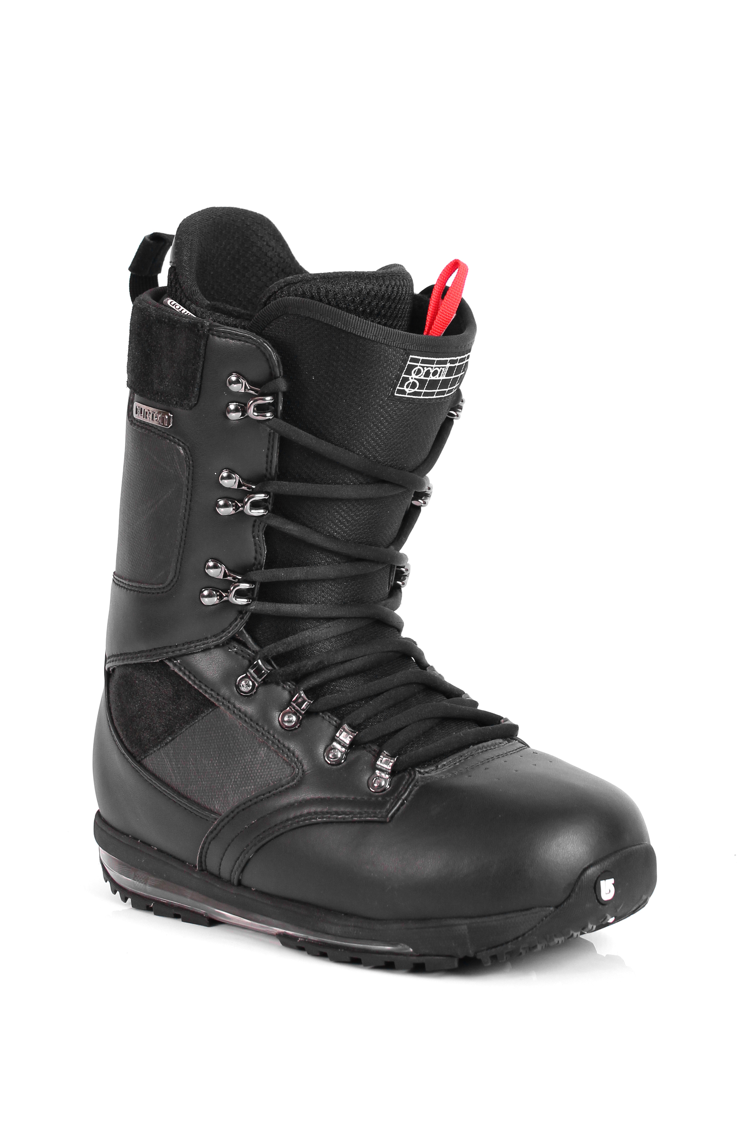 Buty Snowboardowe Burton Grail (Black Black)