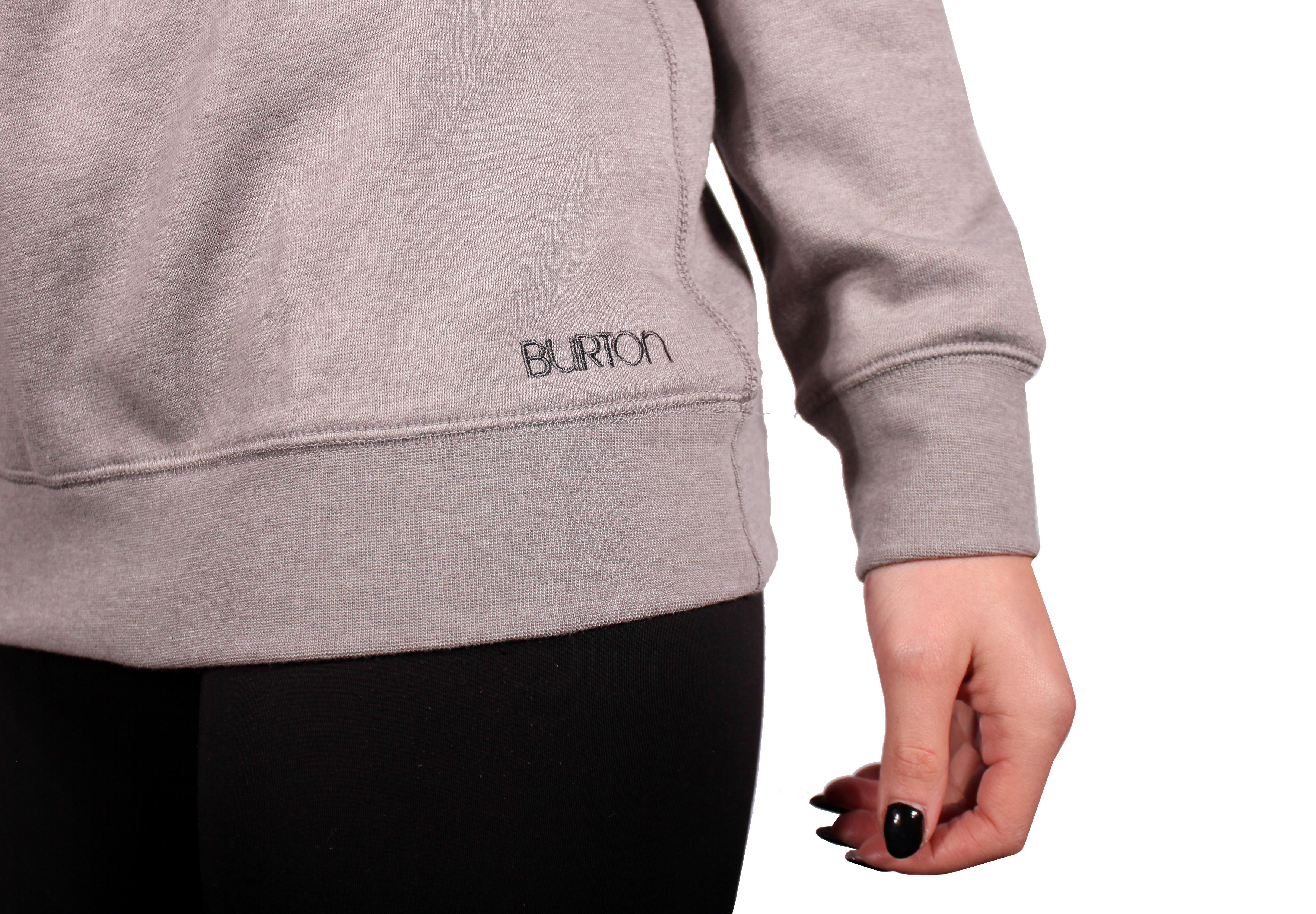 Bluza Burton Wms Cst Dover (Heather Grey)