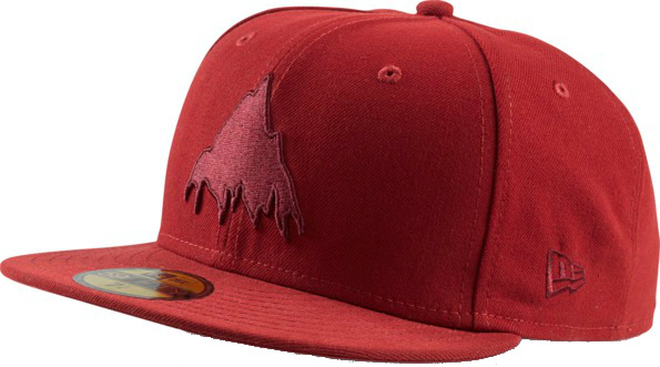 Czapka Z Daszkiem Burton You Owe New Era (Oxblood)