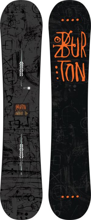 Deska Snowboardowa Burton Amplifier (156w) W18