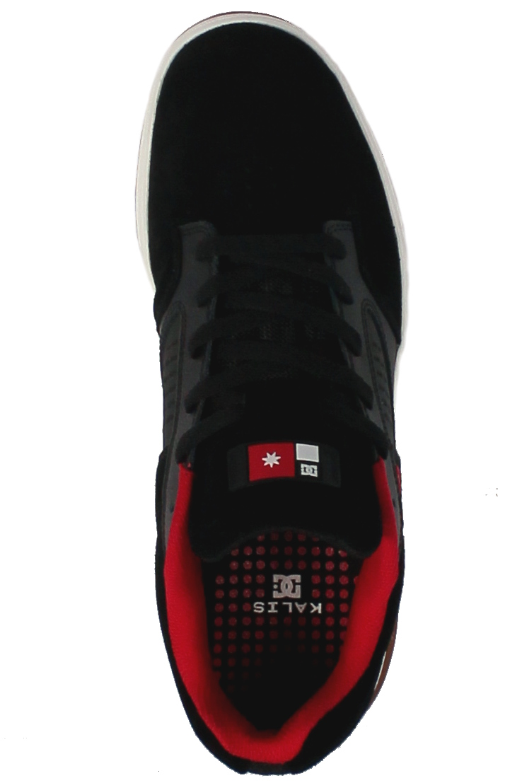 Buty Dc Centric S (Black/ Red)