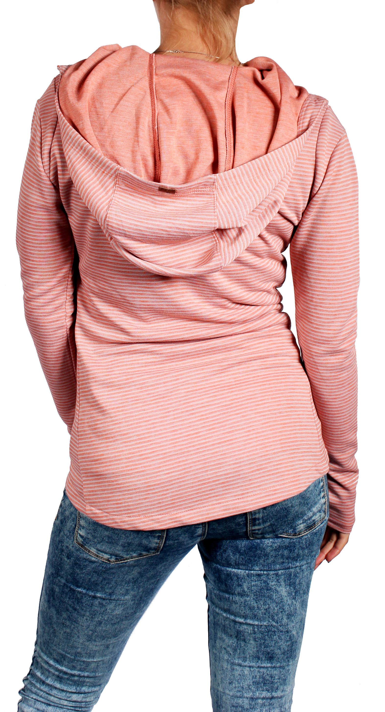 Bluza Burton Mtn Megani Knit (Nstrtum/High-rise St)