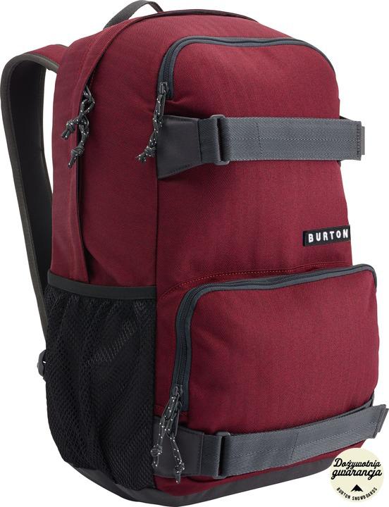 Plecak Burton Treble Yell Pack (Zinfandel Heringbone) Ss17