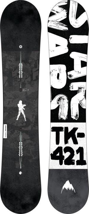 Deska Snowboardowa Burton X Star Wars Dark Side (151) W17