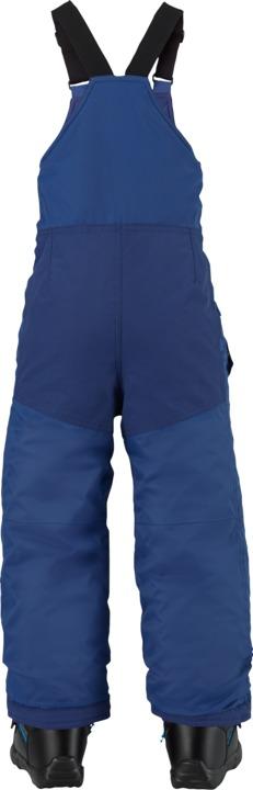 Dziecięce Spodnie Snowboardowe Burton Boys Minishred Maven Bib (Boro) W16