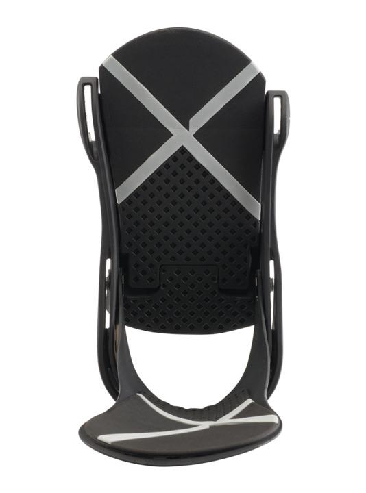 Wiązania Snowboardowe Burton X-base (Black) W18