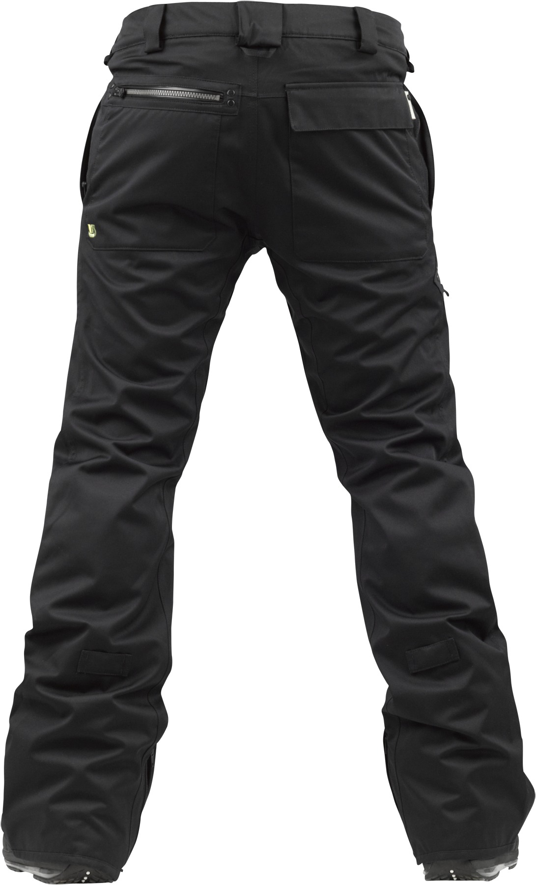 Spodnie Snowboardowe Burton Clifton (True Black)