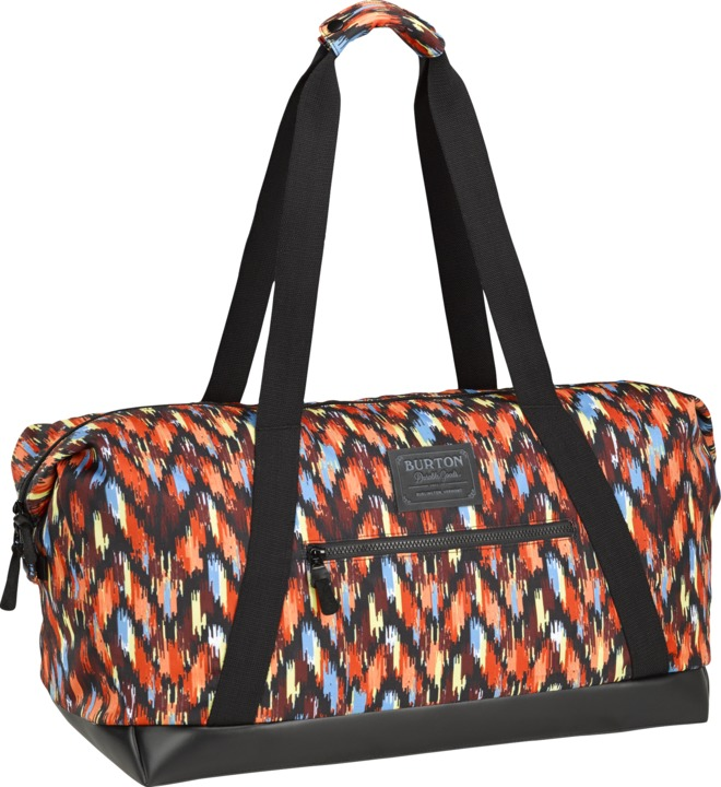 Torba Burton Katie Duffel Bag (Ikat Stripe Canvas)