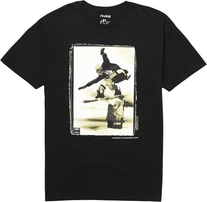 Koszulka Analog Pla Jimmy (Black)