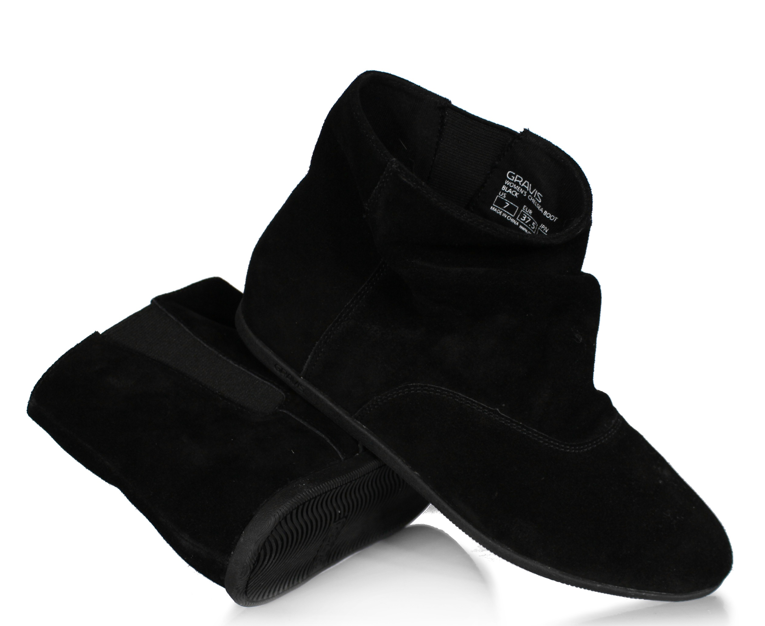 Buty Damskie Gravis Chelsea Boot (Black)