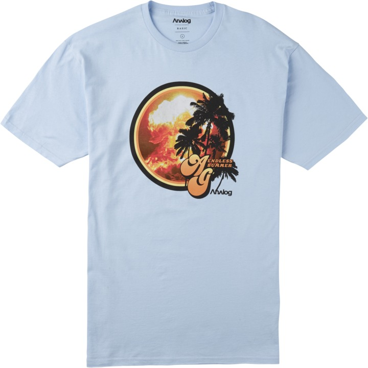 Koszulka Analog Bummer (Light Blue)
