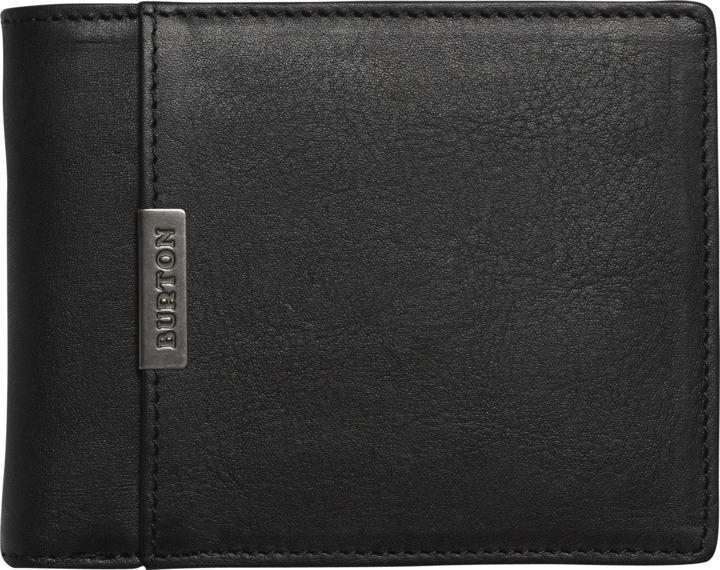 Portfel Burton Stanley Leather (True Black)