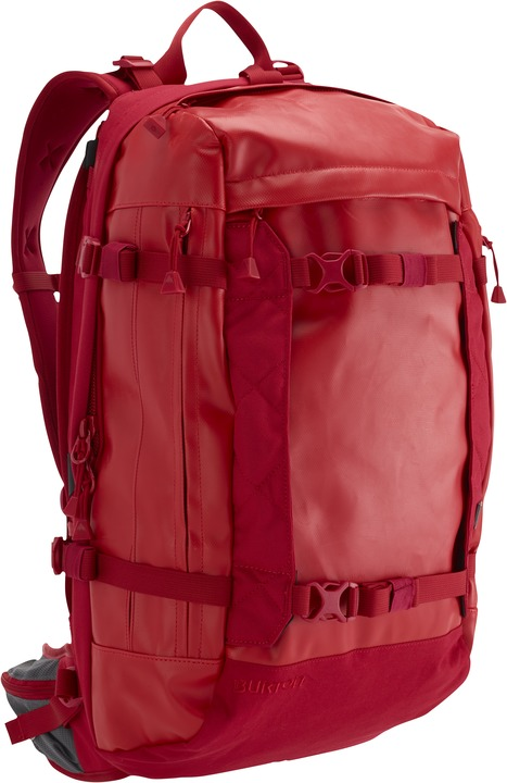 Plecak Burton Riders Pack 25l (Real Red Trap)