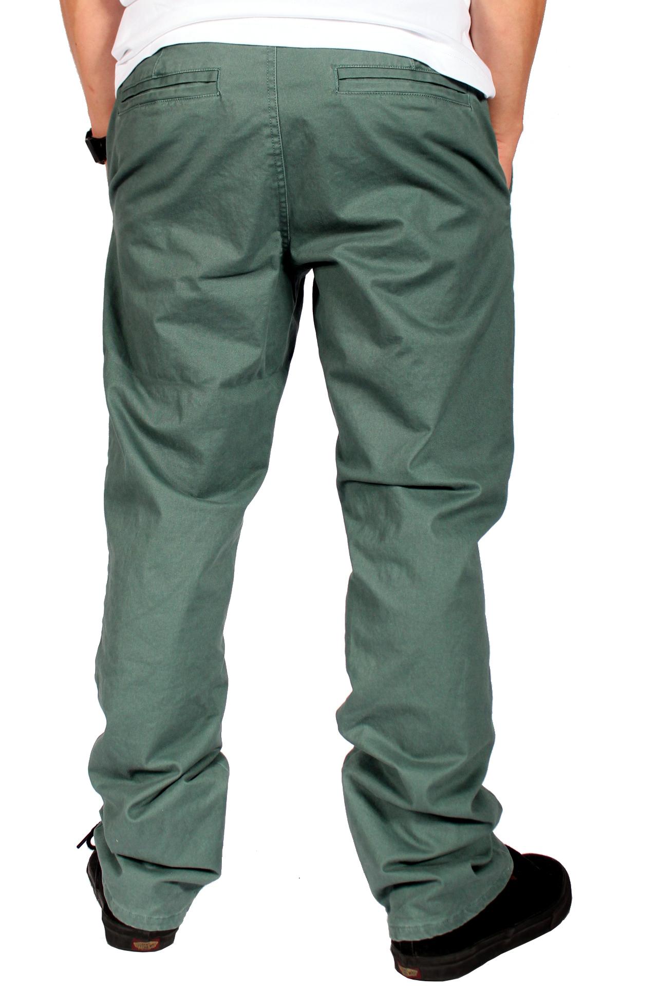 Spodnie Ocieplane Analog Apex Chino (Atlantic Blue)