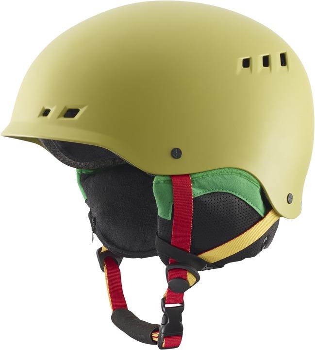 Kask Snowboardowy Anon Talan (Hemp)