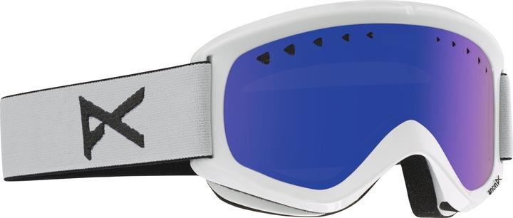 Gogle Anon Helix Non-mirror (White/Blue Solex)