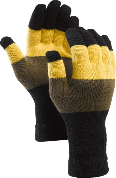 Rękawice Snowboardowe Burton Touch N Go Knit (Goldenrod Colorblock)