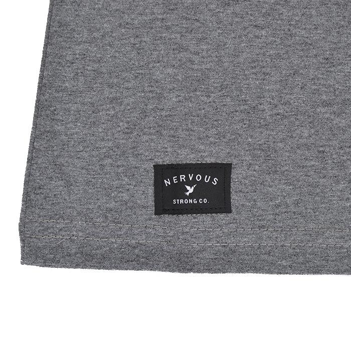 Koszulka Nervous Wmn Fa17 Classic Grey