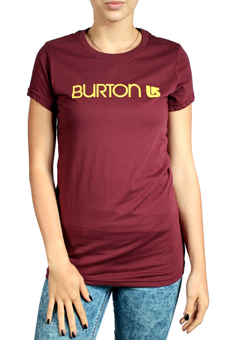 Koszulka Damska Burton Her Logo (Zinfandel)
