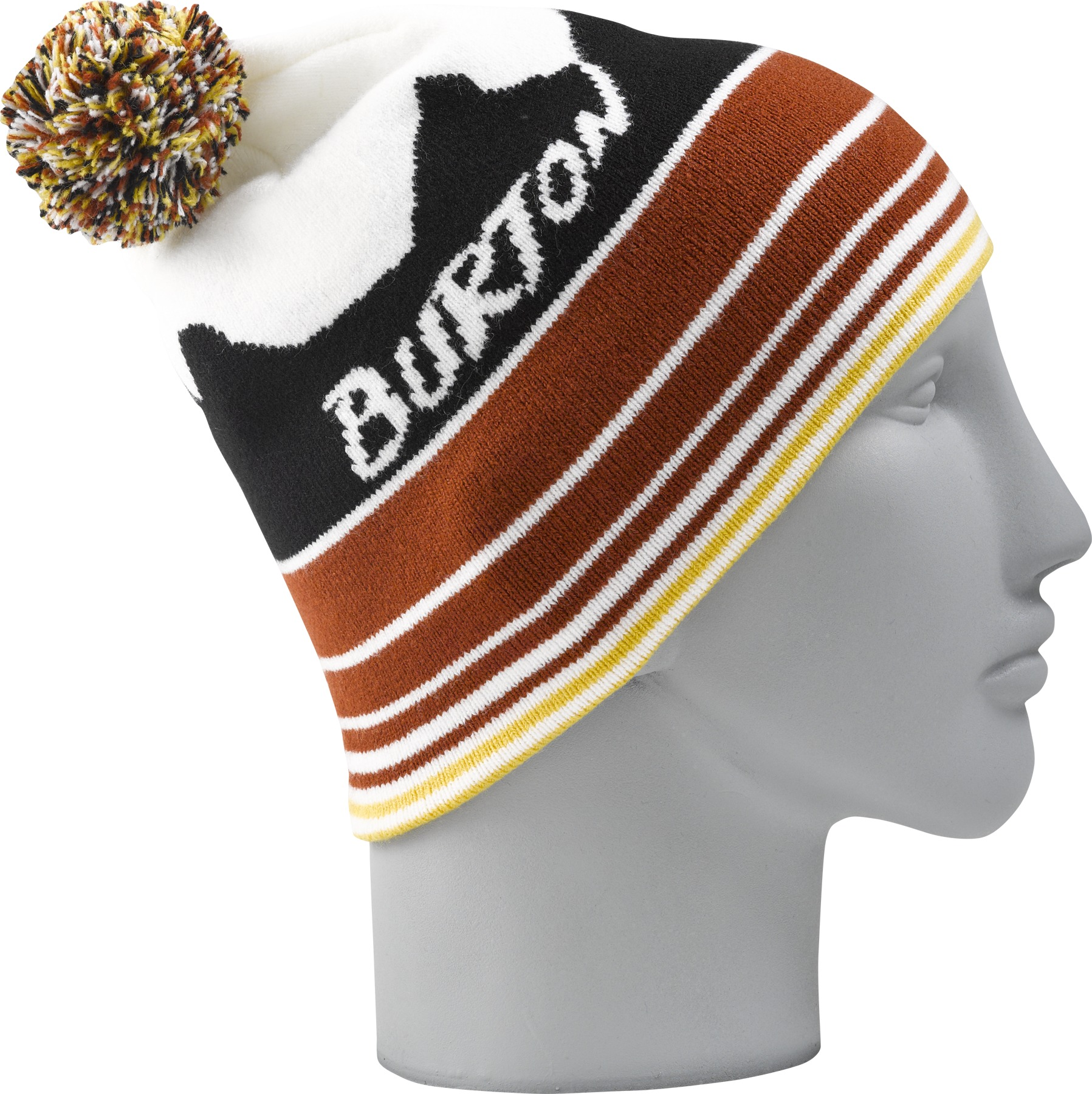 Czapka Zimowa Burton Refried (Stout White)
