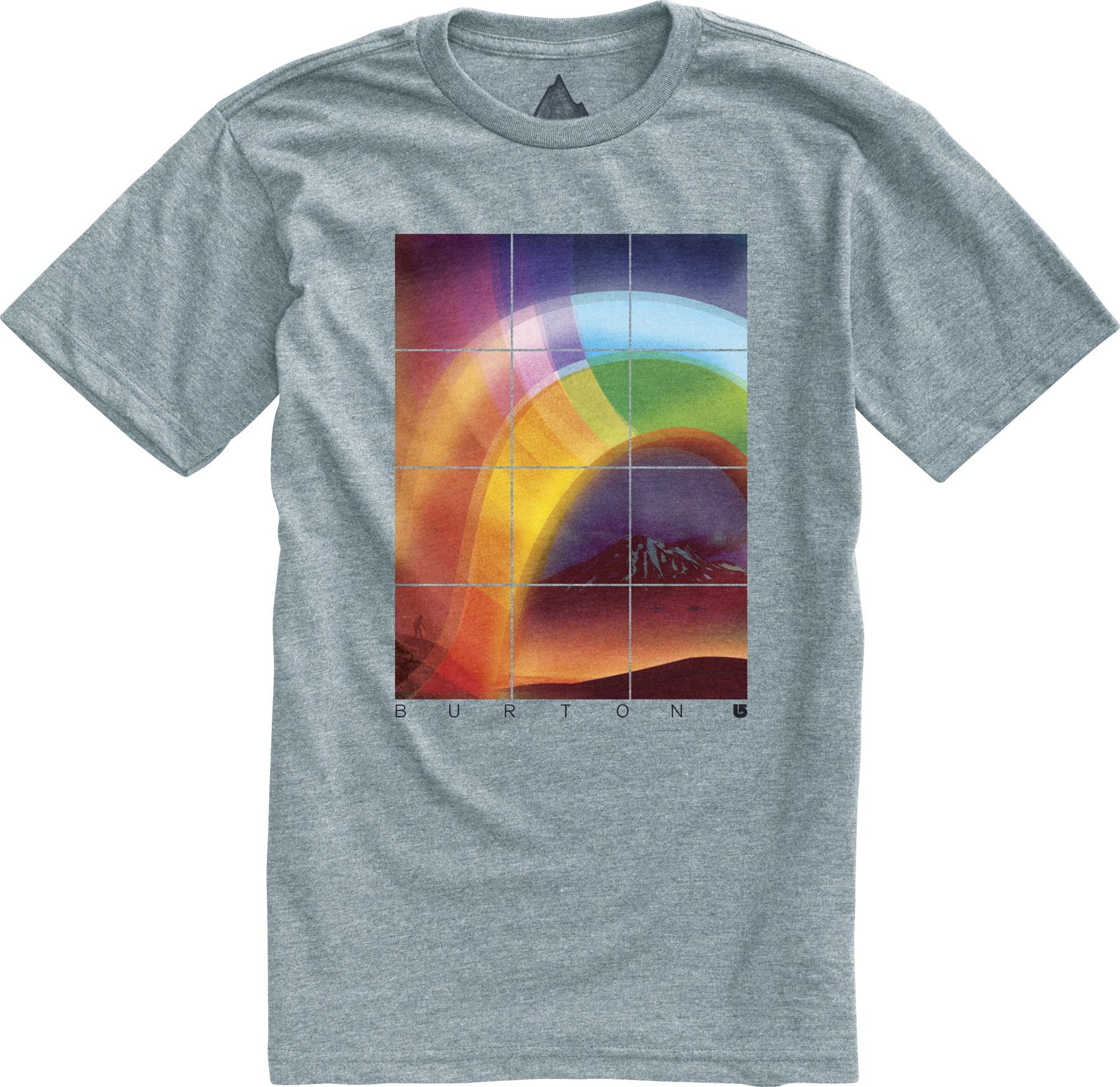 Koszulka Burton Prim Slim (Heather Slated)