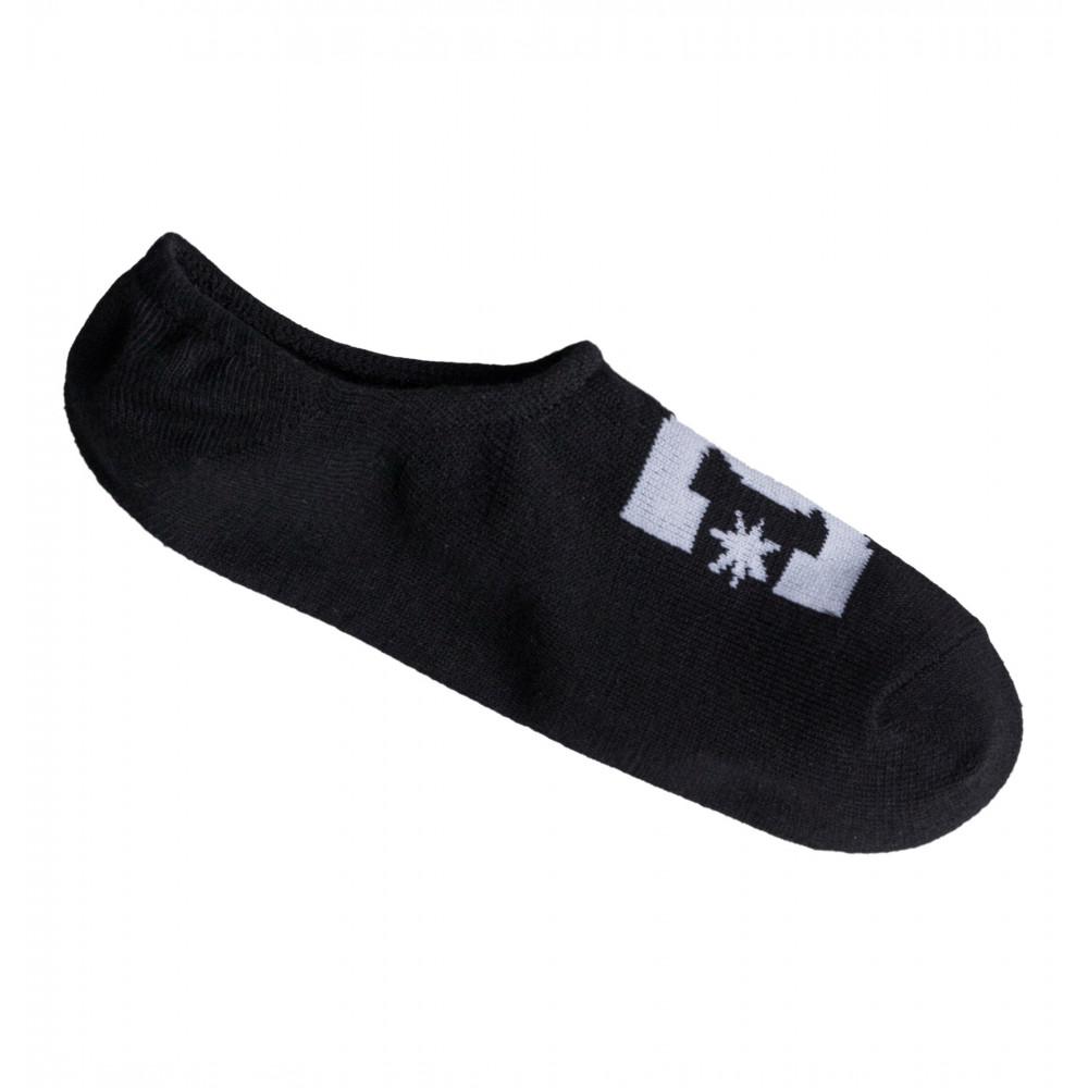 Skarpety Dc No Show 6 3-pack(Black)