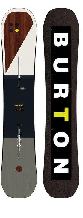 Deska Snowboardowa Burton Custom Flying V (162) W19