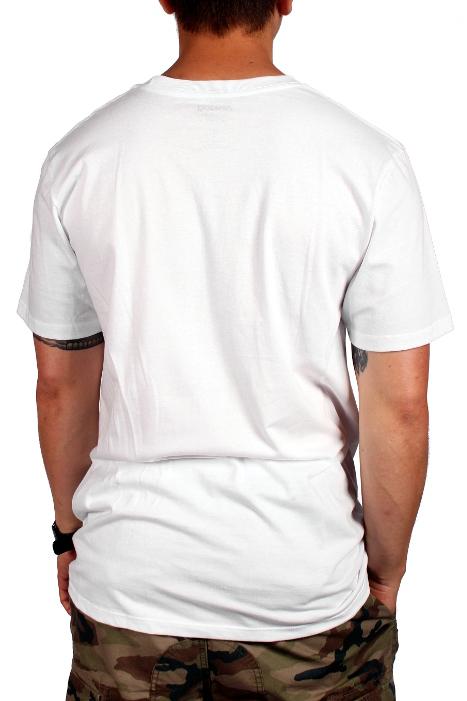 Koszulka Analog Bi-polar (White)