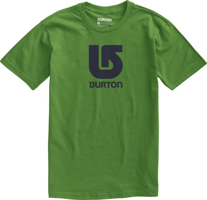 Koszulka Burton Logo Vertical (Acres)