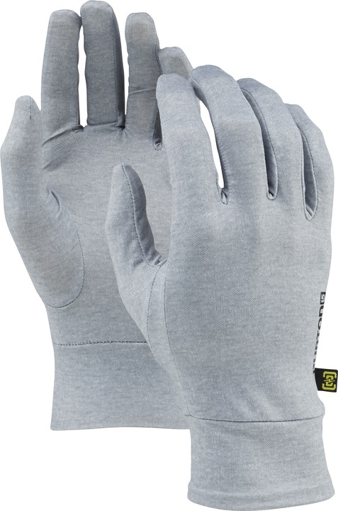 Rękawice Snowboardowe Burton Touchscreen Liner (Heathered Gray)