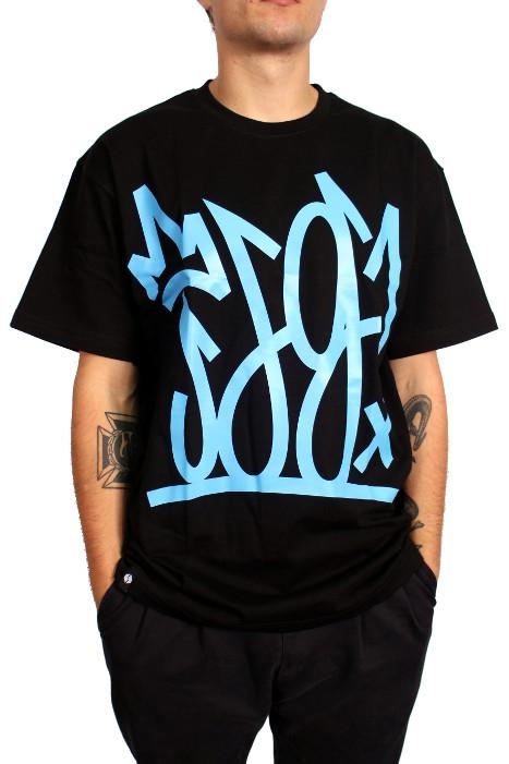 Koszulka Smoke Story Group Ssg Tag (Black)