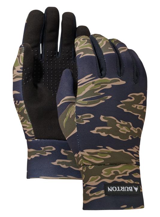 Rękawice Snowboardowe Burton Youth Touch N Go Liner (Olive Branch Beast) W18