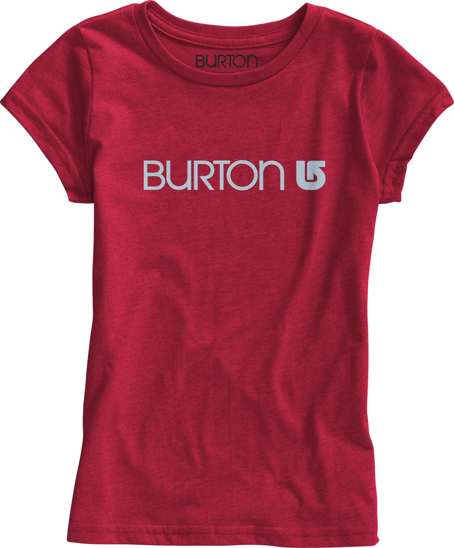 Koszulka Dziecięca Burton Girls Her Logo (Heather Hot)
