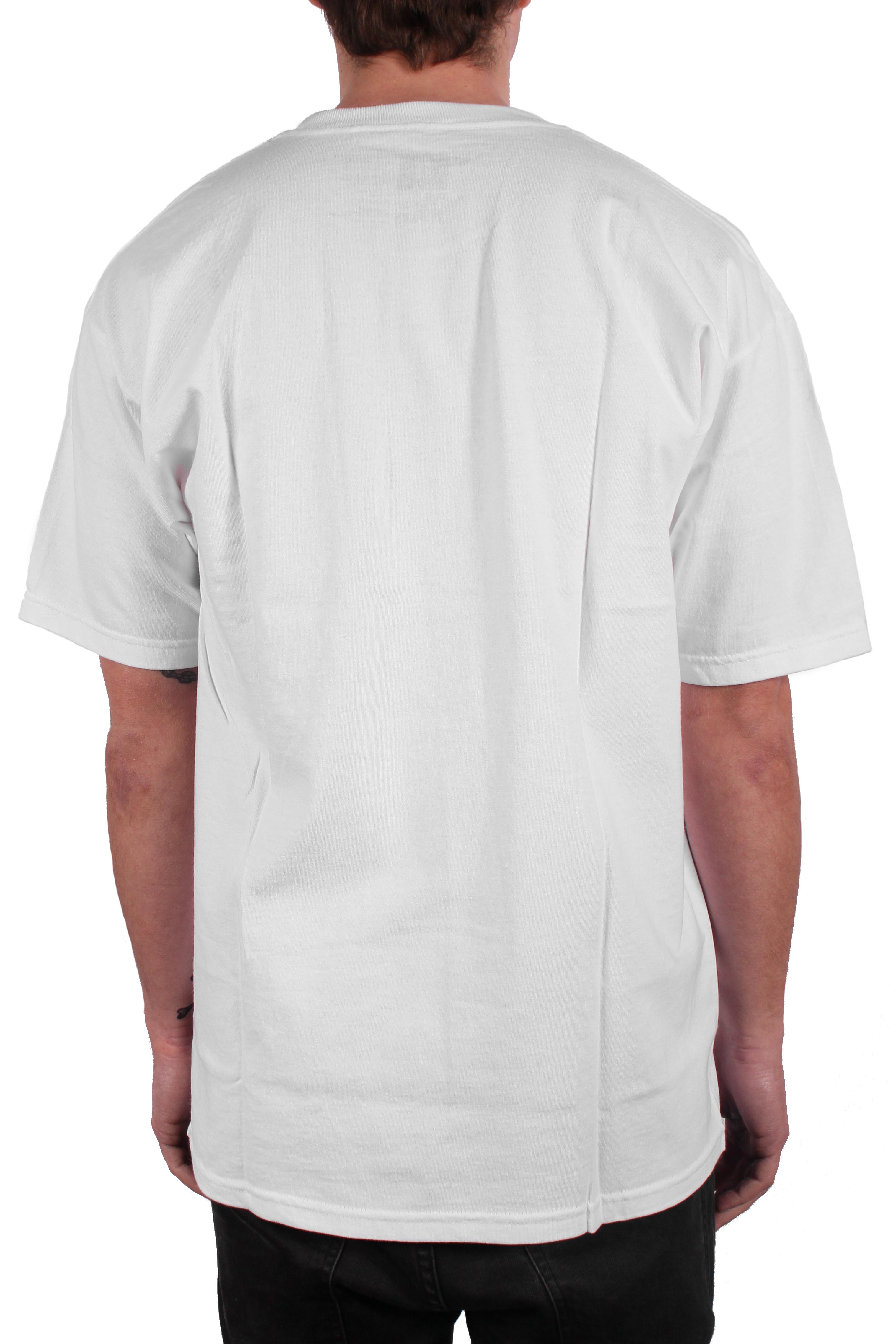 Koszulka Foursquare Classic Stack (White)