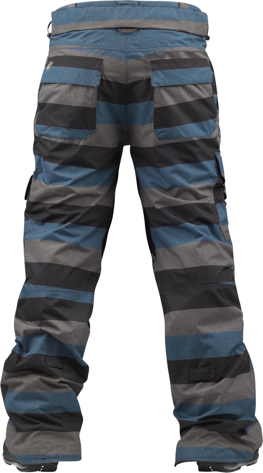 Spodnie Snowboardowe Burton Twc Prizefighter (Meltwater Stripe)