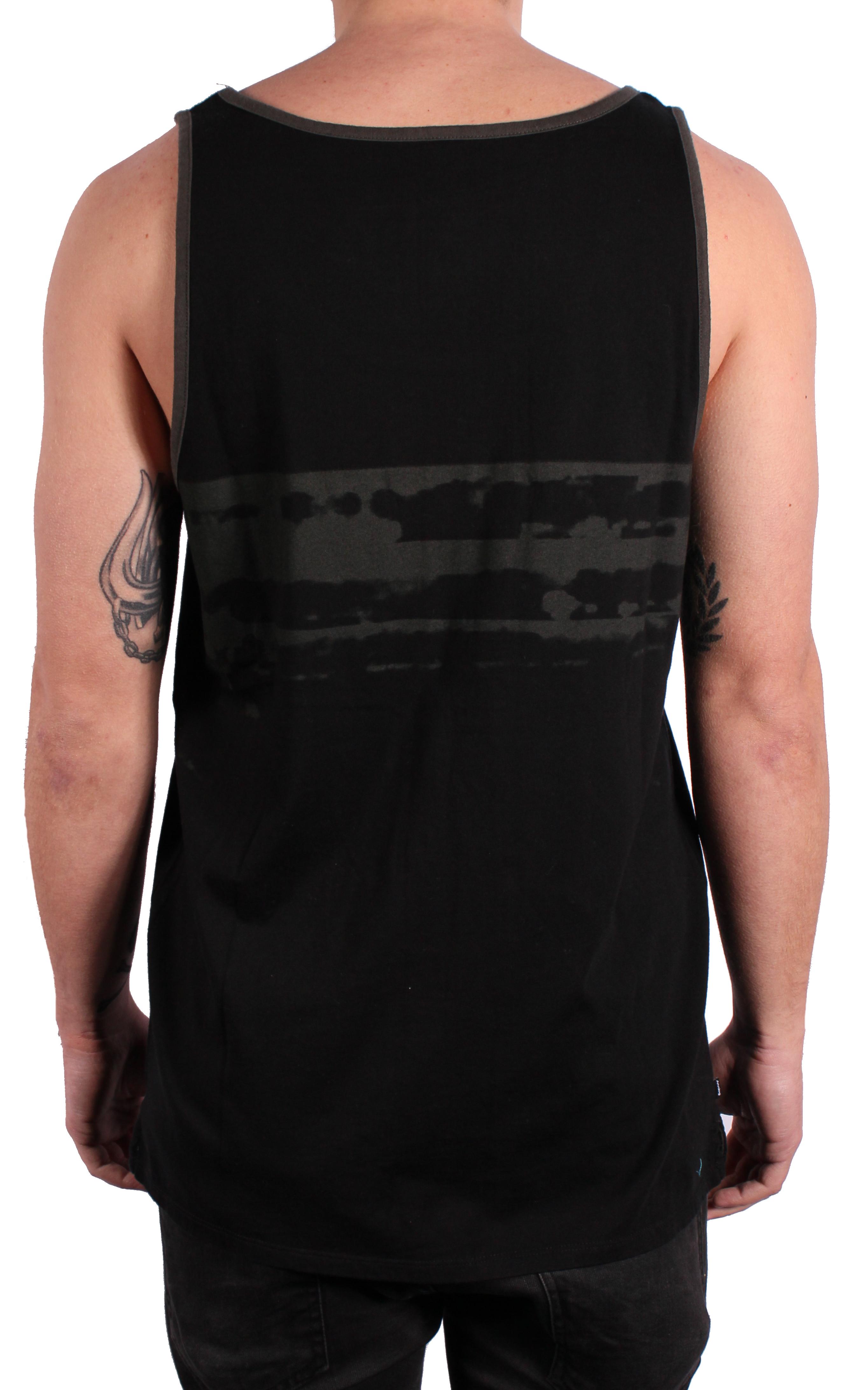 Koszulka Analog Advisor Tank (True Black)