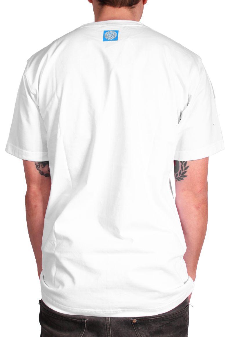 Koszulka Massdnm Paint (White)