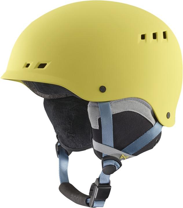 Kask Snowboardowy Anon Wren Wmn (Yellow)