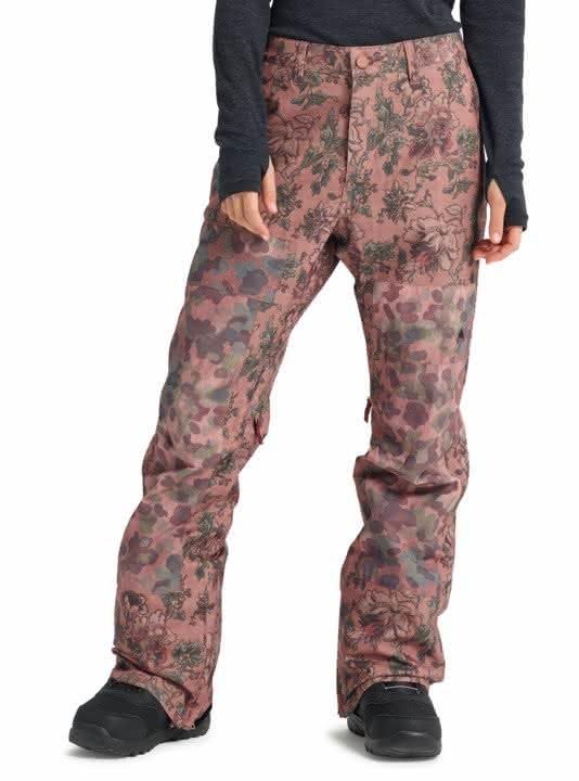 Damskie Spodnie Snowboardowe Twenty Ounce Pant (Floral Camo) W19