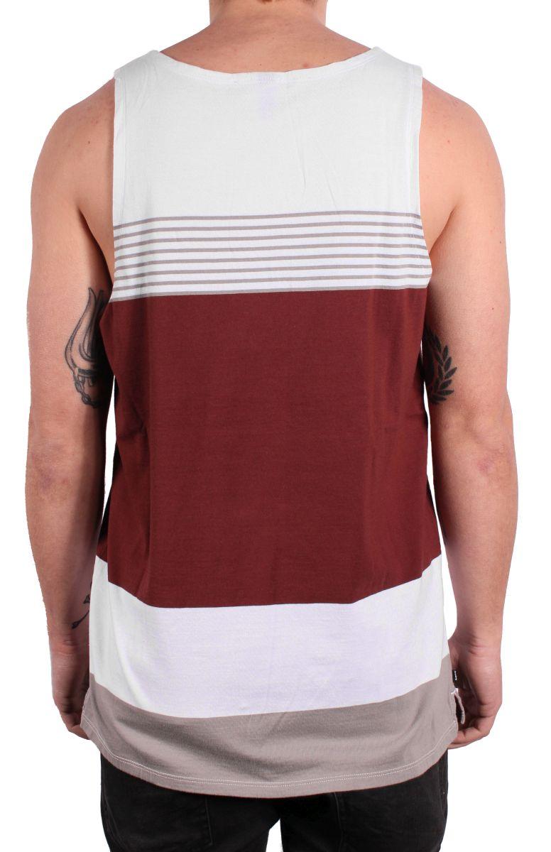 Koszulka Analog Boardwalk Tank (White)