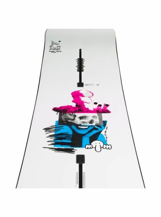 Deska Snowboardowa Burton Kilroy Process (135) W19