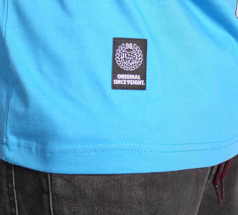 Koszulka Massdnm Base 14 (Blue)