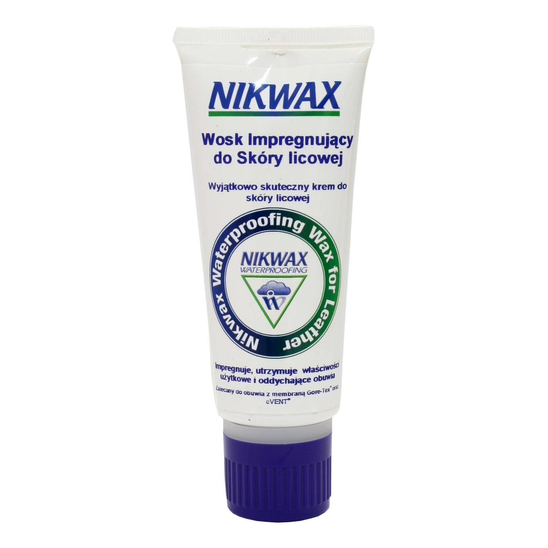 Impregnat Nikwax Wosk Do Skóry Licowej W Tubie 100ml