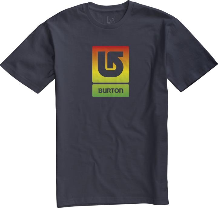 Koszulka Burton Logo Horizontal (Elipse)
