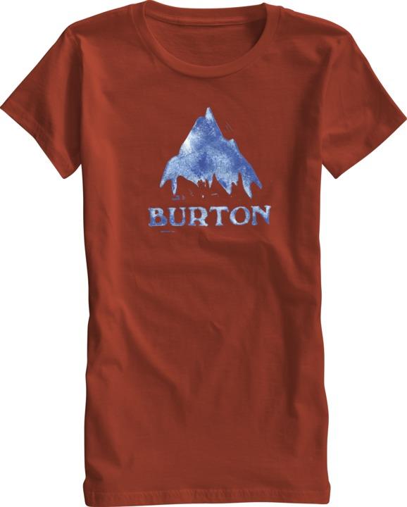 Koszulka Damska Burton Stmdmtn (Chili Pepper)