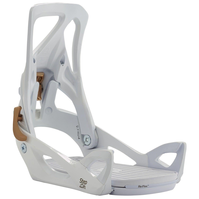 Wiązania Snowboardowe Burton Step On Wmn (White)