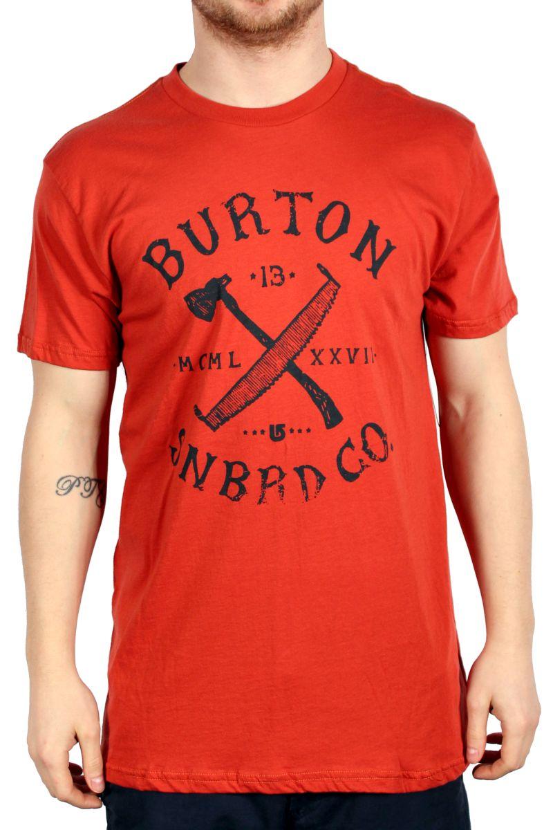 Koszulka Burton Logger Slim (Rust Bucket)